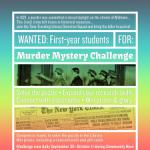 Murder Mystery Challenge!
