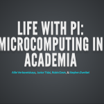 Microcomputing in Academia